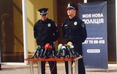 Аваков представил нового начальника полиции Харькова
