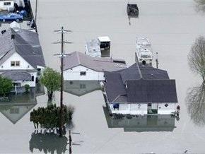 Из-за наводнения в штате Вашингтон эвакуировали 25 тысяч человек