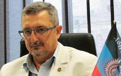 Глава  Народного совета  ДНР объявлен в розыск - СМИ