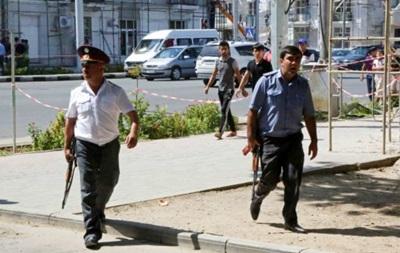 В Таджикистане ловят напавших на здание минобороны