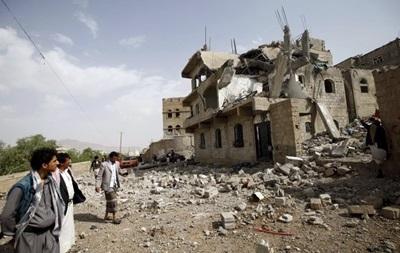 Коалиция нанесла мощный авиаудар по столице Йемена