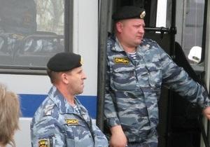 Московские омоновцы пожаловались Медведеву и Путину на начальство
