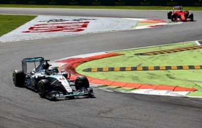 Гран-при Италии: Победа Хэмилтона, сход Алонсо и Росберга