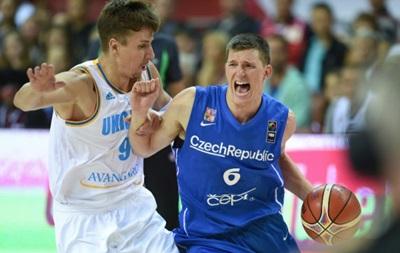 Евробаскет-2015: Украина проиграла Чехии