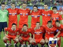 Сборная России обогатилась на Евро-2008 на 14,5 млн евро