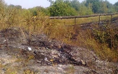 В Донецке на нефтебазе произошел пожар - СМИ
