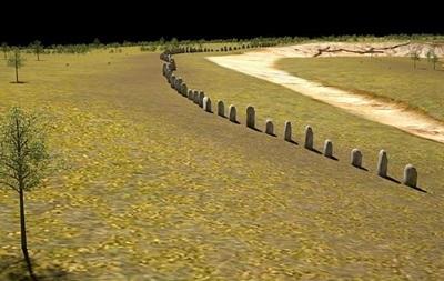 Под Стоунхенджем обнаружили огромный памятник, состоящий из 90 камней