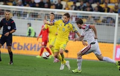 Арбитр мог не удалять Гармаша в матче с Беларусью - Вацко