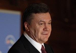 Янукович: Украина может передать запасы своего высокообогащенного урана России