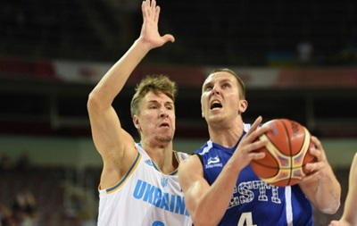 Евробаскет-2015: Украина шокирует поражением от Эстонии
