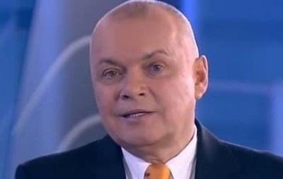 Дмитрий Киселев судится с ЕС из-за включения его в  черный список