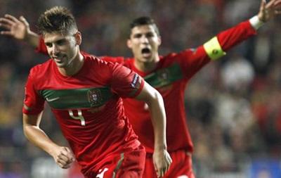 Гол Велозу принес победу сборной Португалии