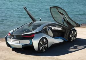Революционный суперкар. BMW рассказала о долгожданном гибриде с футуристичным дизайном