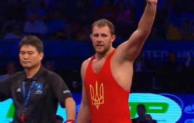 Украинский борец Димитрий Тимченко выиграл  бронзу  чемпионата мира