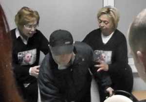 Дело Тимошенко - В милиции подчеркнули, что выгнали депутатов с этажа Тимошенко по решению суда