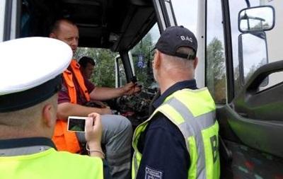 На начальника транспортной инспекции Киева совершено нападение
