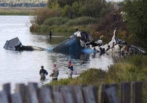 Минтранс РФ: Пилоты разбившегося Як-42 были высококлассными специалистами