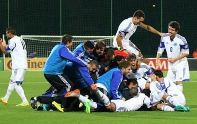 Сборная Сан-Марино забила первый гол за 14 лет и потролила Роналду