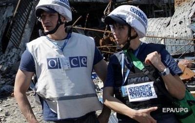 ОБСЕ заметила, что в Россию везут  груз 200