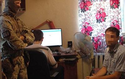 СБУ заявила о задержании двух администраторов антиукраинских сайтов