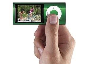 Новинки Apple: iPod nano оснастили видеокамерой