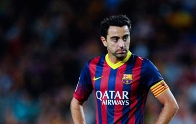 Хави: Барселона способна снова выиграть требл