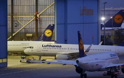 Суд запретил забастовку пилотов Lufthansa
