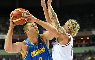 Евробаскет-2015: Украина вырвала победу в матче с Латвией