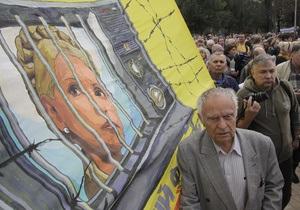 Турчинов: Решение ЕСПЧ по Тимошенко будет принято уже в ближайший месяц