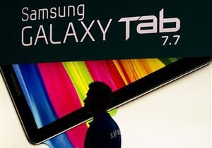 Суд запретил Samsung продавать новый планшетник в Германии
