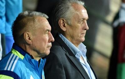 Леоненко: Случайно сборная Украины может обыграть всех