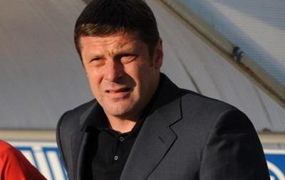 Лужный: Нынешние игры чемпионата Украины неприятно смотреть