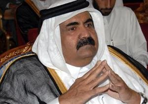Эмир Катара передал власть сыну