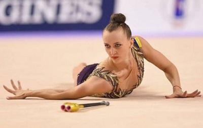 Cборная Украины завоевала бронзу в командных соревнованиях на чемпионате мира по художественной гимнастике