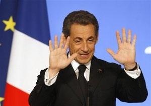 Саркози назвал Эльзас Германией