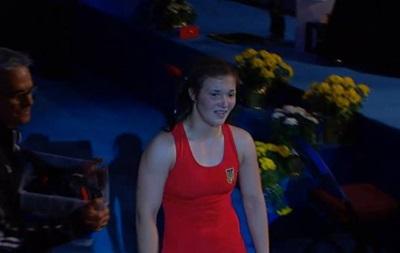 Украинки завоевали бронзовые награды чемпионата мира по вольной борьбе