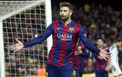 Пике: Хочу, чтобы Реал всегда проигрывал