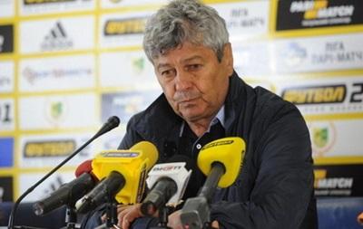 Луческу: Поддержка харьковских болельщиков заставляла наших игроков идти вперед