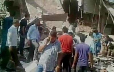 Взрыв в Индии: около 20 погибших
