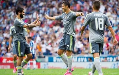 Роналду стал лучшим бомбардиром в истории Реала