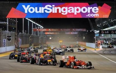 Формула 1: Гран-при Сингапура под угрозой срыва