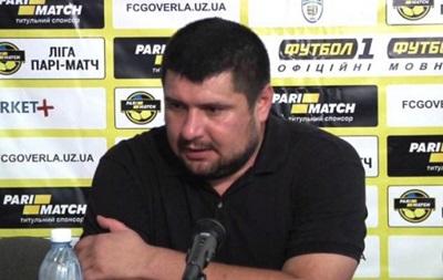 Наставник Стали: Если команда проигрывает, то это недоработка тренера