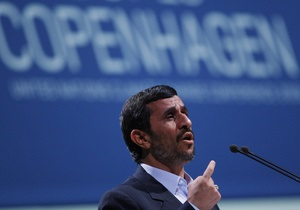 Ахмадинеджад: Природу разрушают капитализм и либеральная экономика