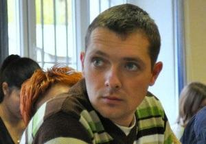 Активисту, задержанному в Межигорье, дали семь суток ареста
