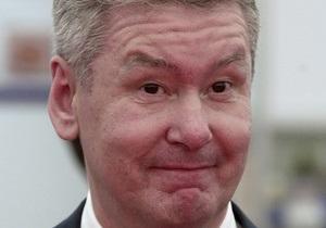Путин наградил нового мэра Москвы медалью Столыпина I степени