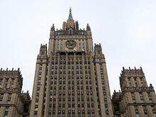 У России вызывает недоумение заявления украинского МИДа о кораблях ЧФ