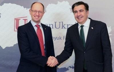 Как конфликт Яценюка с Саакашвили повлияет на политическую ситуацию