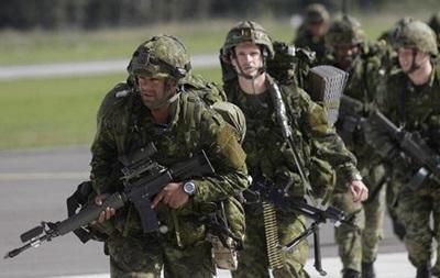 В Латвии начинаются маневры НАТО с участием более двух тысяч солдат