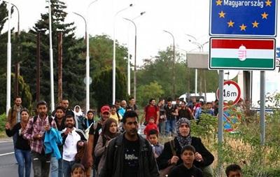 Австрия вводит контроль на границе с Венгрией