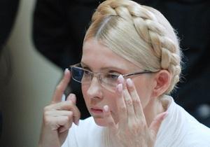 Тимошенко не понимает, почему в материалах уголовного дела нет оригинала ее директив